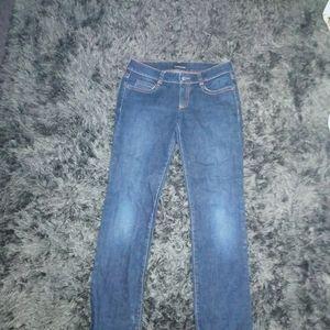 Calvin Klein, Blue Denim Jeans,